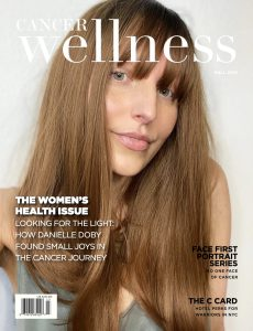 Cancer Wellness #12 Cover