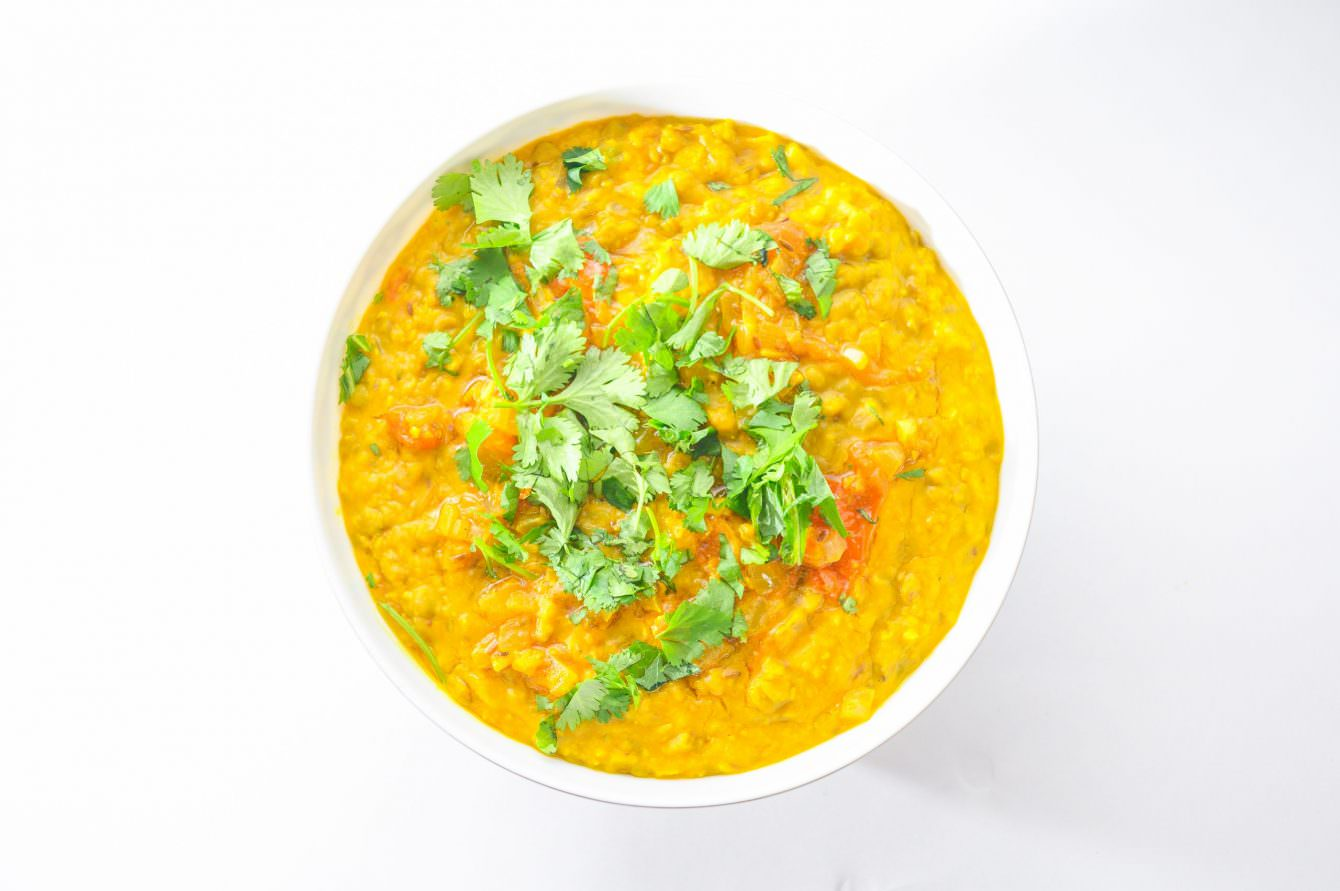 cW Recipes: Dal Tadka (Tempered Yellow Lentils)