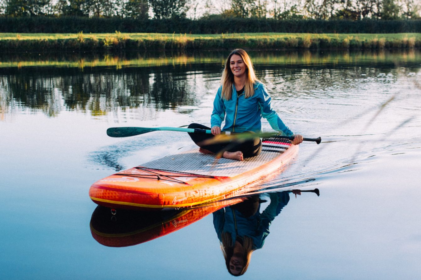 Paddling for a Purpose