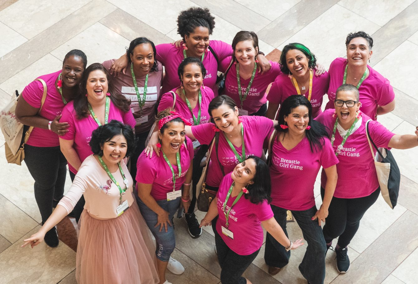 Breast Cancer Under 40? Enter Young Survival Coalition